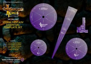 Steam Fantasy Essential Template Set